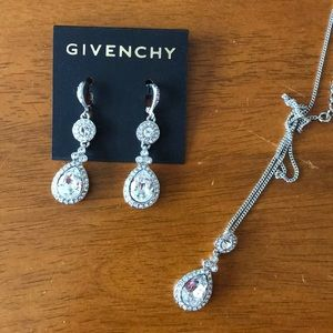 Givenchy Earrings & Necklace Set